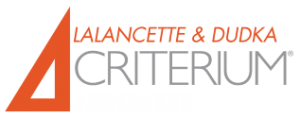Criterium-Lalancette & Dudka Engineers Logo
